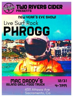 Surf Rock New Year's with Phrogg