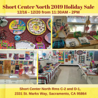 Short Center North Holiday Art Sale