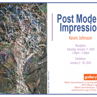 Post Modern Impression Artist Reception