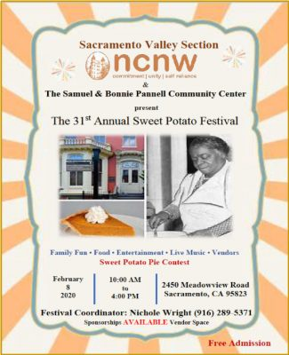 Sweet Potato Festival