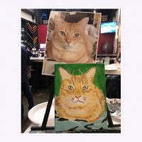 WHIRED Canvas: Paint Your Pet
