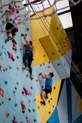 Indoor Rock Climbing for Cancer or MS