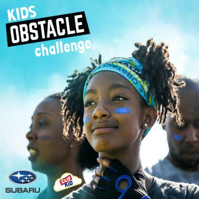 Subaru Kids Obstacle Challenge (Cancelled)