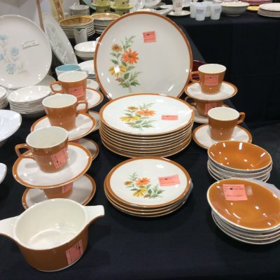 Glass, China, and Pottery Sale