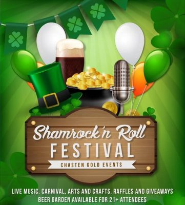 Shamrock'n Roll Festival and Beer Garden