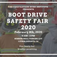 Firefighters Burn Institute Safety Fair