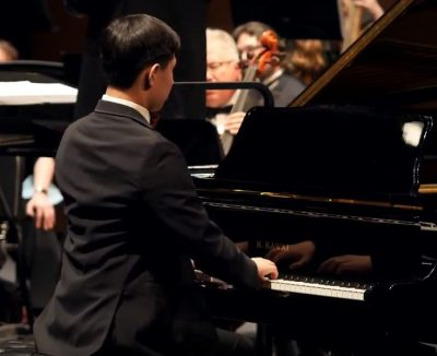 Concerto and Aria Contest Winners Concert