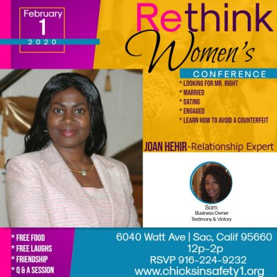 Re-Think Women's Conference
