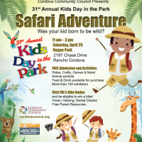 Kids Day in the Park