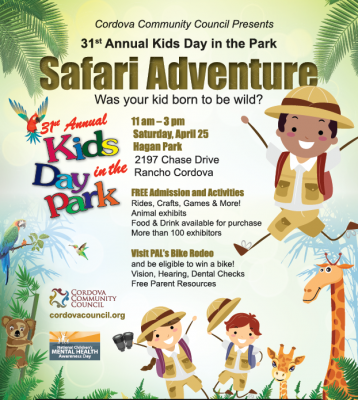 Kids Day in the Park (Cancelled)