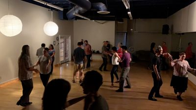 Weekly West Coast Swing Dance (Postponed)