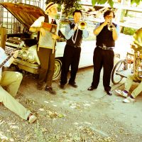 Swing Dance to Big Band: The Crescent Katz