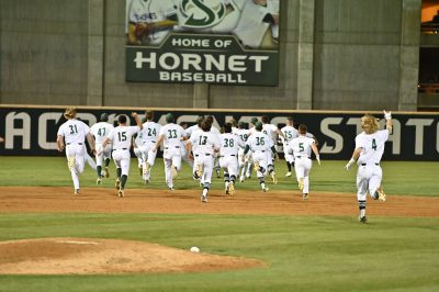 Sacramento State Hornet Baseball vs. University of...