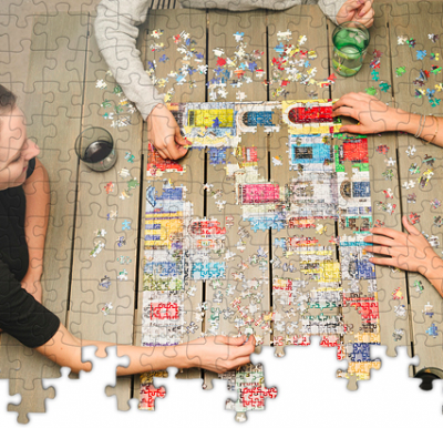 Celebrate National Puzzle Day
