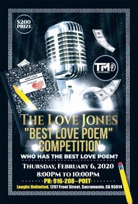 The Love Jones Best Love Poem Competition