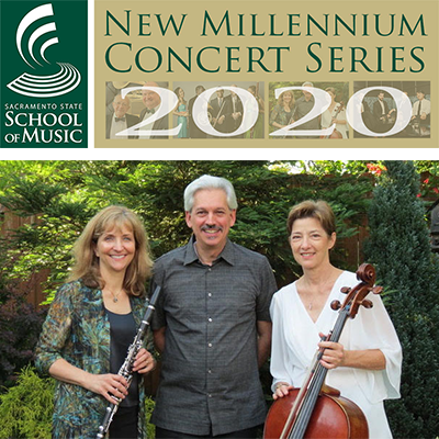 Sacramento State New Millennium Concert Series: Faculty and Friends Gala (Cancelled)