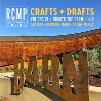 Crafts and Drafts (Cancelled)