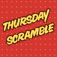 Thursday Scramble: Improv Comedy (Postponed)