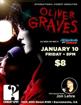 Beyond the Grave: A Night with Oliver Graves