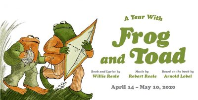 A Year With Frog and Toad (Family Day)