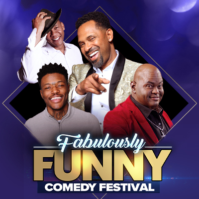 The Fabulously Funny Comedy Festival (Cancelled)