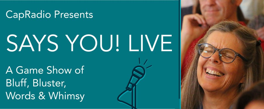 Says You! Live