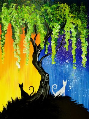 Happy Tails Paint Party Fundraiser