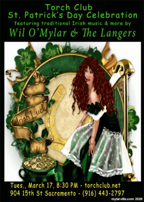 Wil O'Mylar and The Langers St. Patrick's Celebration (Cancelled)