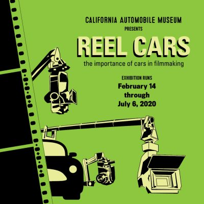 Reel Cars: The Importance of Cars in Film (Cancell...