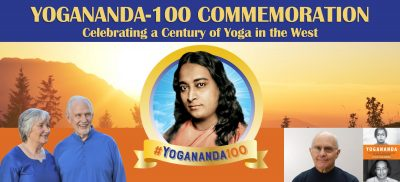 Yogananda Commemoration: A Century of Yoga in the West (Online)