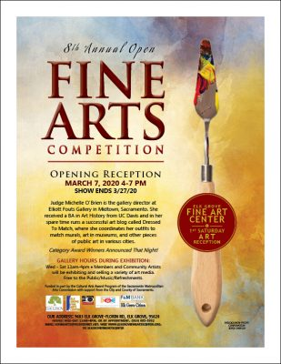 Open Fine Arts Competition