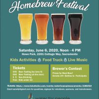 Water for People Home Brew Festival (Postponed)