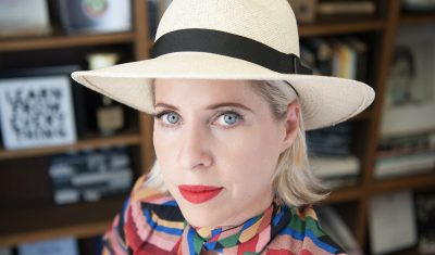 Tiffany Shlain Book Signing