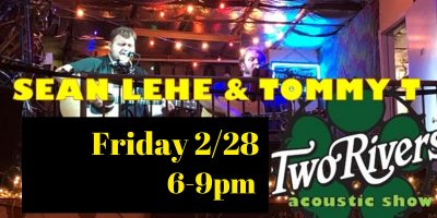 Sean Lehe and Tommy T