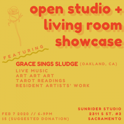 Sunrider Studio: Open Studio Showcase