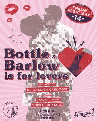 Bottle and Barlow is for Lovers