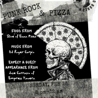 Punk Rock and Pizza