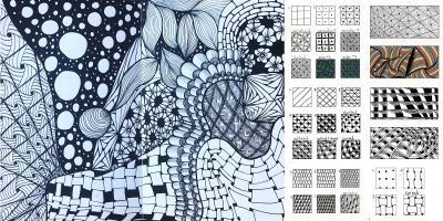 Doodling Patterns with Nurelle Creations (Cancelled)