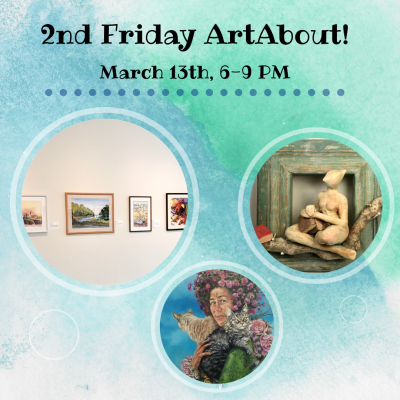 Second Friday ArtAbout