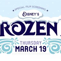 Special Movie Screening: Frozen 2 (Canceled)