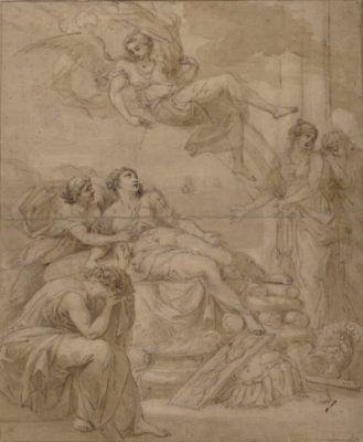 The Art of History: European Drawings and Narrative (Cancelled)