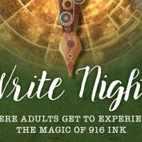 916 Ink Write Night