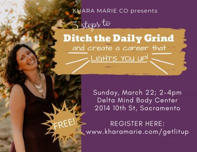 Ditch the Daily Grind (Postponed)
