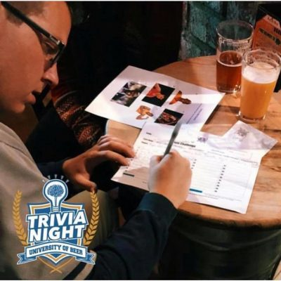 Wednesday Trivia Night (Cancelled)