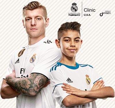 Real Madrid Foundation Camp Sacramento (Sold Out)