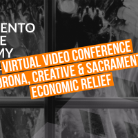Sacramento Creative Economy Meeting (Video Conference)