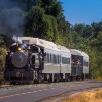 Weekend Excursion Train Rides (Postponed)