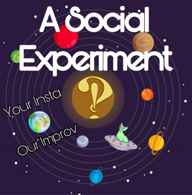 A Social Experiment (Cancelled)