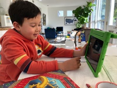 Art Education Classes for Kids (1st and 2nd Grade) (Online)