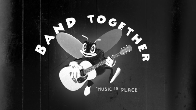 Band Together: Music in Place (Online)